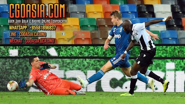 Juventus gagal menyegel Scudetto di markas Udinese, Dacia Arena - Rumahsport.com