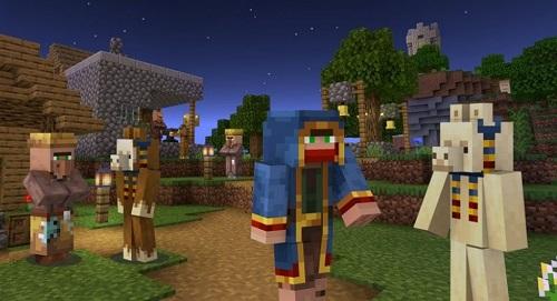 Minecraft chưa cần ra phiên bản mới hoàn toàn, thay vào đó nó được hoàn thiện dần trên cơ sở nền tảng sẵn có