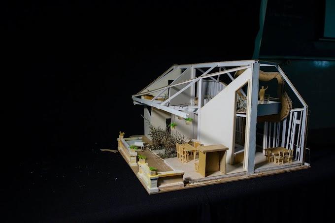 Đồ án cơ sở 3: Cải tạo nhà ở - K17A5 UAH