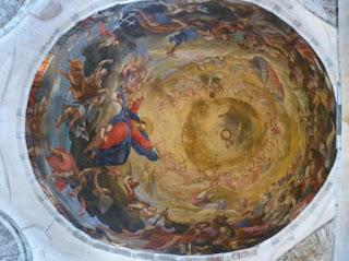 Cúpula de la Catedral o Duomo de Pisa.