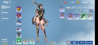 Icarus m equipment