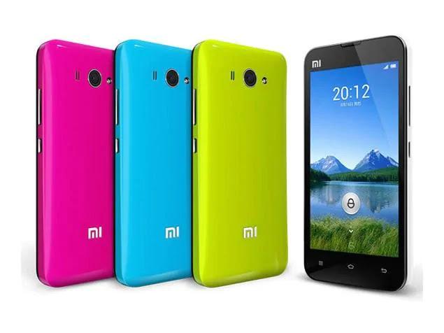 Xiaomi MI 2 Official Firmware
