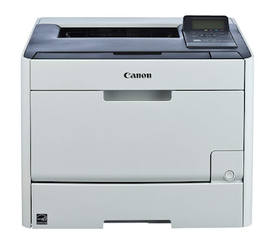 Quick First Print provides outset impress fourth dimension of about  Canon Color imageCLASS LBP7660Cdn Driver Downloads