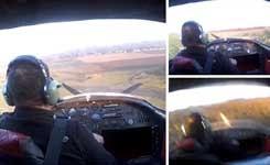 Emergency! Pilot incredibly survives gnarly crash landing