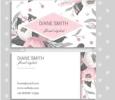 download-desain-kartu-nama