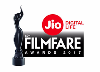 62nd Filmfare Awards 2017 Winner List: Sansui 62nd Jio Filmfare Awards 2017 Complete List of Winners.