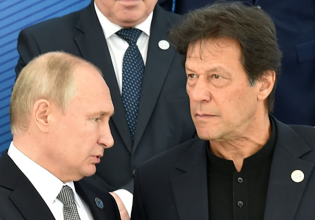 Imran Khan Visit Russia For Next Level Development in Upcoming Days