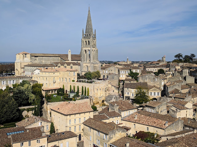 3 days in Bordeaux itinerary: St. Emilion UNESCO heritage village