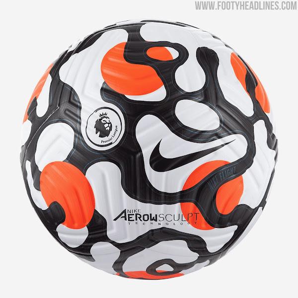 Nike Premier League 21 22 Ball Released Footy Headlines
