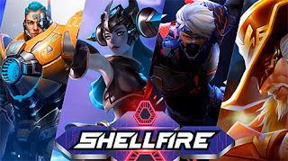 حصريا! لعبة ShellFire - MOBA FPS  الشبيهة اوفر واتش للاندرويد و الايفون