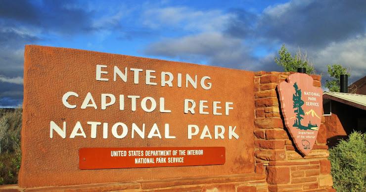 Capitol Reef National Park, UT