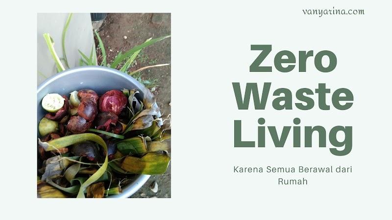 Belajar Hidup Minim Sampah