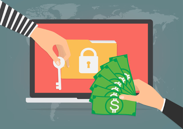 Perbedaan Antara Ransomware dan Malware