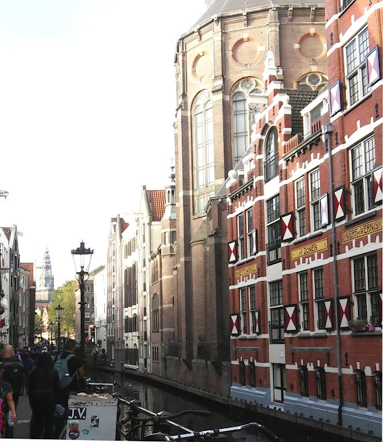 Amsterdam | city walk | old town