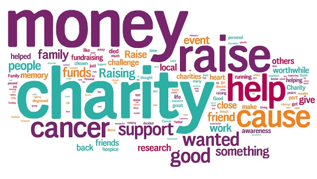 How to Get Money for Charity – a brief dialogue