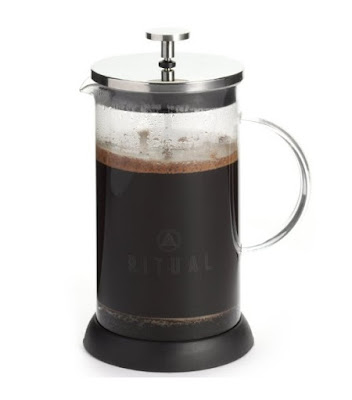 Ritual French Press Coffee Maker $16 (reg $40)