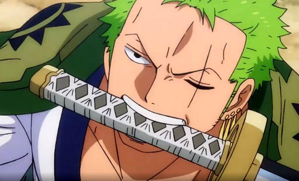 One Piece Episodio 905