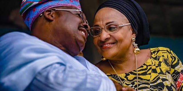 My greatest joy is my husband made heaven though I miss him — Florence Ajimobi