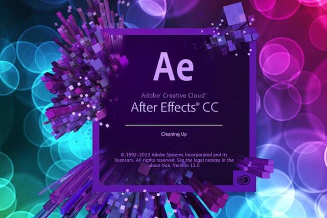 Tải xuống và Cài đặt Adobe After effect cc 2020 Miễn phí