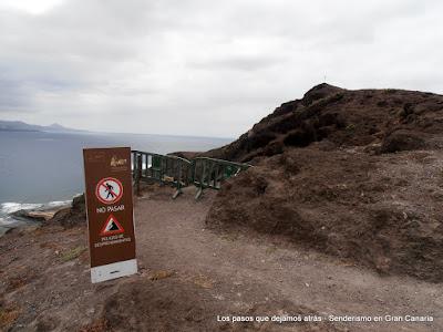 Cuevas de los Canarios - Alto de El Confital