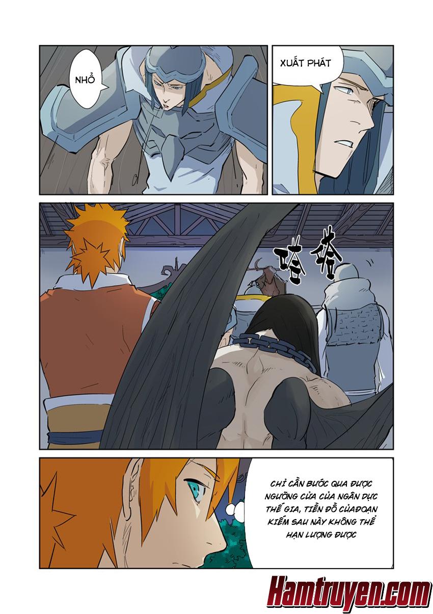 Yêu Thần Ký chap 161 - Trang 3