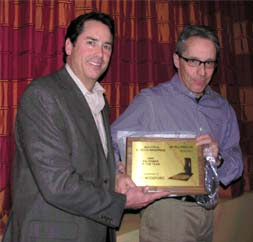 Ray Woodford - 2006 Representative of the year