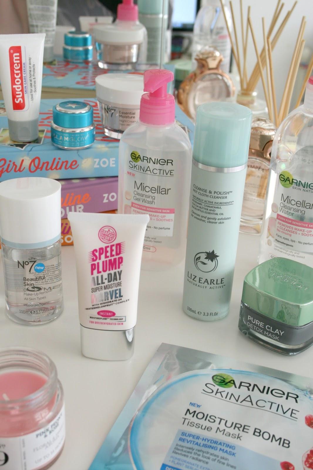 Skincare Menu, Good Skincare, Skincare Routine