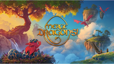 Merge Dragons! Apk + Mod for Android Free Download