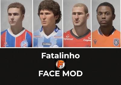FIFA 20 Huge Facepack by Fatalinho