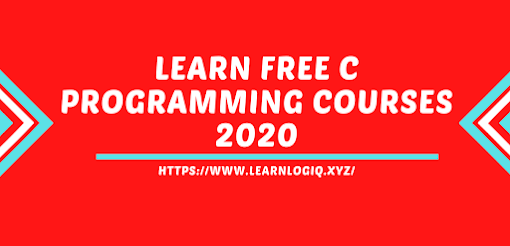 Complete C programming Free Courses 2020