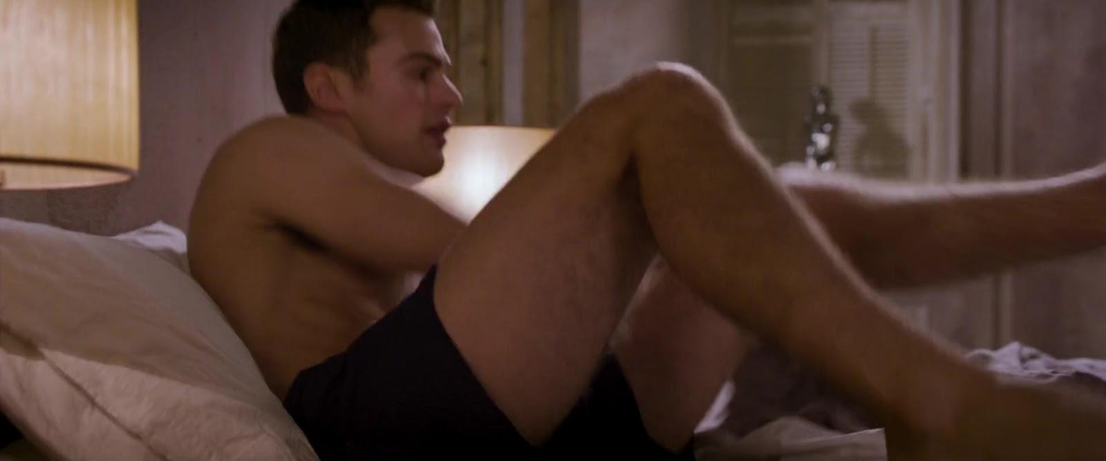 James nude theo Theo James