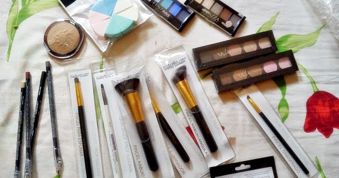 298469c7bac Super Simples MakeUp  Compras J. Pan Maquiagem
