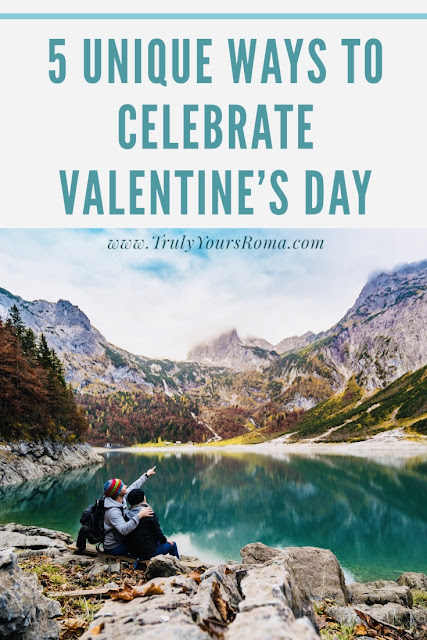 valentine's Day celebration ways
