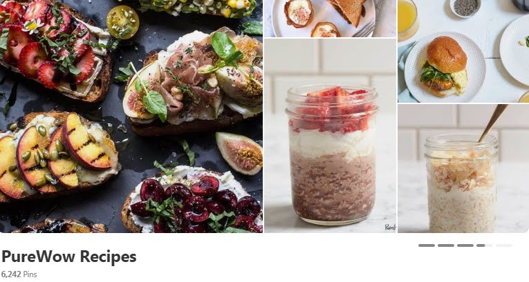 PureWow Recipes
