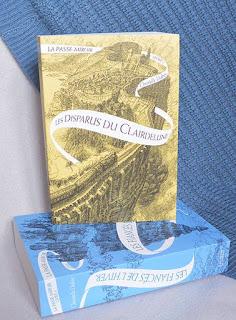 La Passe-Miroir/ Tome 1 : Les fiancés de l'hiver / Tome 2 : Les disparus du Clairdelune/ Christelle Dabos