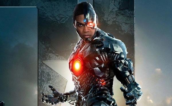 Zack Snyder revela novas imagens com o Ciborgue de Ray Fisher em sua versão de 'Liga da Justiça'
