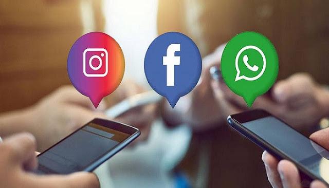 فيسبوك يخرج من صمته يوضح السبب الحقيقي الذي تسبب في انهيار واتساب وإنستغرام وفيسبوك يوم أمس