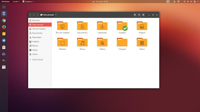 Ubuntu 18.04 Fake com GUnity?