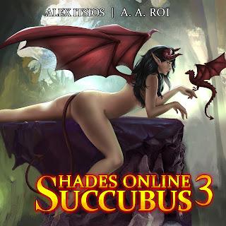 Hades Online: Succubus, Book 3
