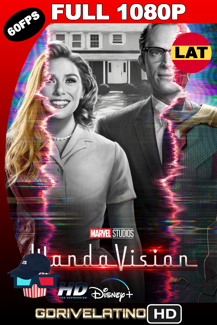 WandaVision (2021) DSNY+ Temporada 01 [08/09] WEB-DL FULL 1080p (60 FPS) Latino-Ingles MKV
