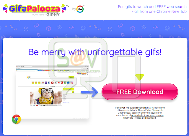 GifaPalooza Toolbar