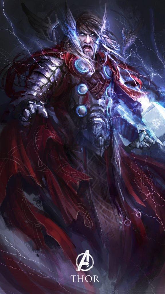 Thor, por Yong Min Yong