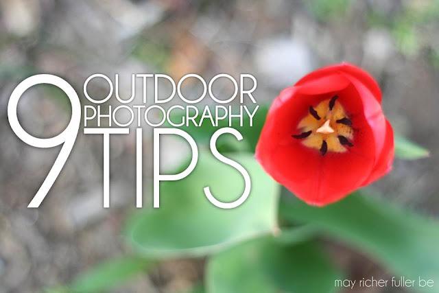 9+Outdoor+Photo+Tips