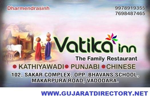 VATIKA INN - 9978919355