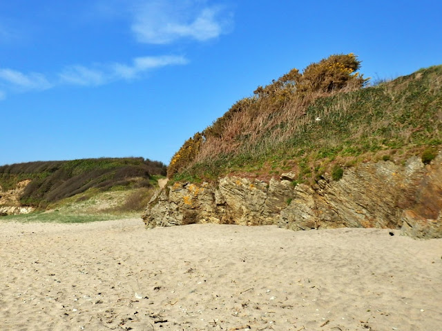 Spit Beach, Cornwall