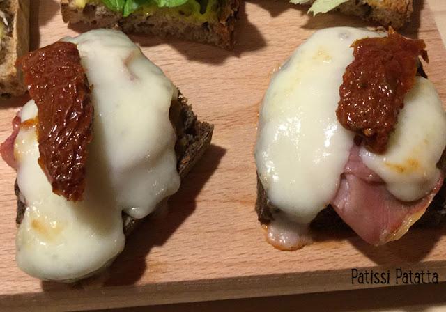 recette de pintxos, pintxos basques, tapas basques, apéritif espagnol, pintxos jambon et fromage, jambon basque, fromage Ossau-iraty