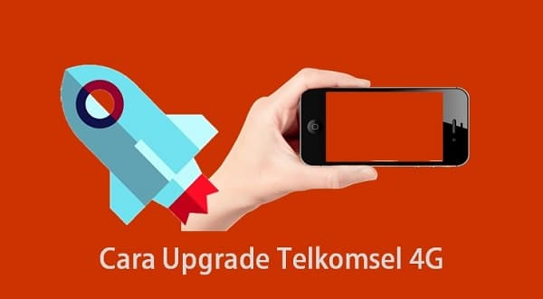 upgrade 4g lte telkomsel