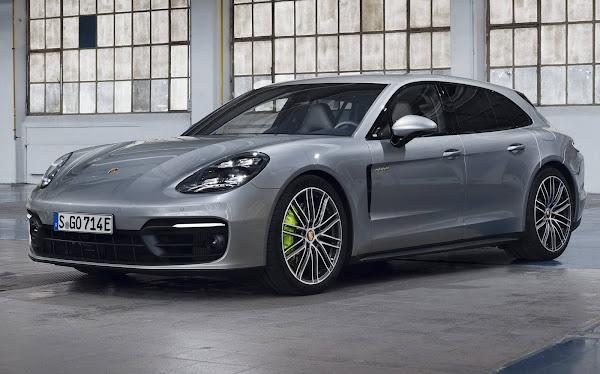 Porsche Panamera Hybrid 2021