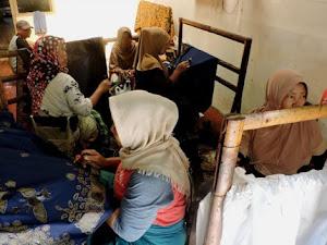 Batik Paoman Indramayu: Sentuhan Tangan Indah Wanita Pesisir