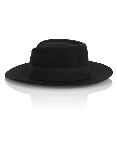 madeleine felt fedora hat